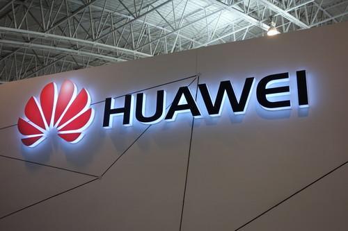 Huawei's Logo.
