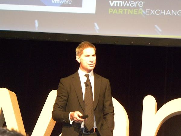 VMware A/NZ channel director, John Donovan