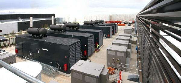 Digital Realty's Melbourne Datacentre