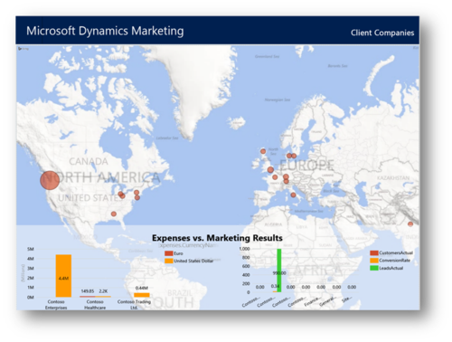 Microsoft is rolling out a new marketing automation application for its Dynamics line.