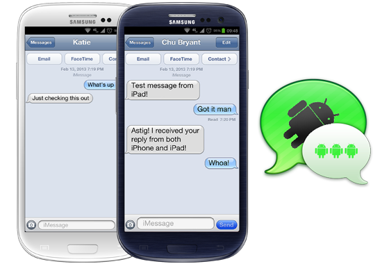 Google yanks sketchy iMessage clone for Android from app