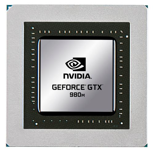 Nvidia GeForce GTX 980M GPU