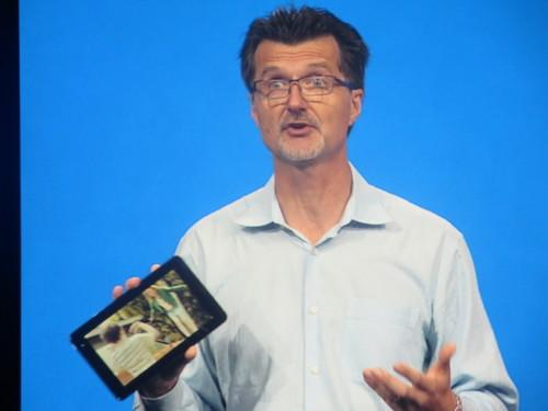 Dell's Venue tablet previewed at IDF