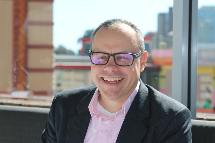 Brocade senior director, A/NZ, Gary Denman.