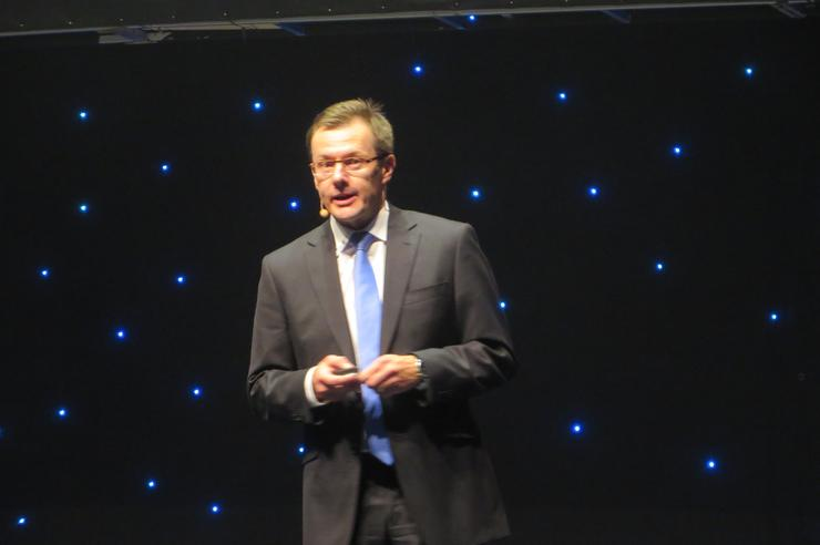Cisco vice president of ANZ, Ken Boal