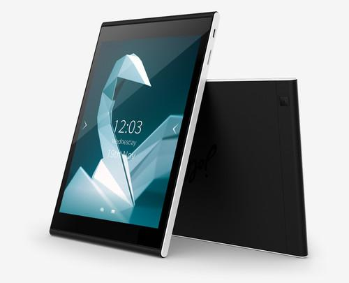 Jolla's tablet will start shipping in q2.