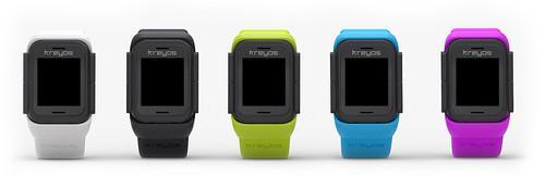 Kreyos smartwatch