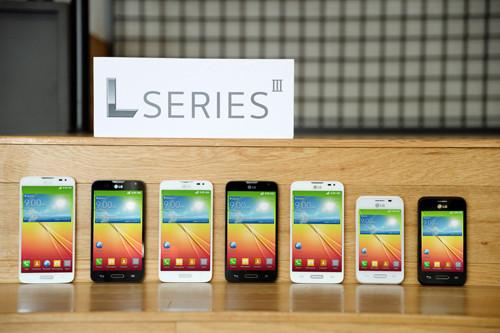 LG Electronics has announced the L40, L70, L90 smartphones, which all run Android 4.4.