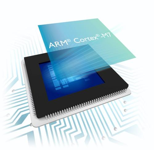 ARM's Cortex M7 low-power processor