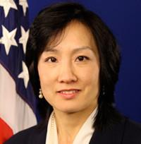 U.S. President Barack Obama has nominated Michelle Lee, a former lawyer at Google, to head the U.S. Patent and Trademark Office.