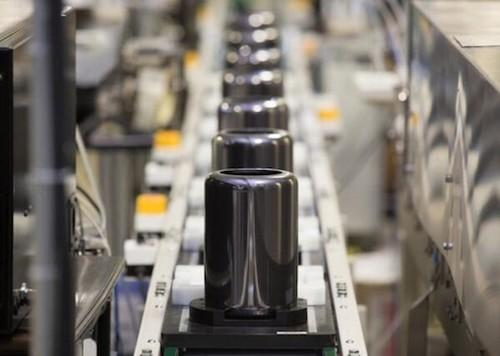 Apple's redesigned Mac Pro is being assembled at a Texas factory, the first Mac in decades made in the U.S.
