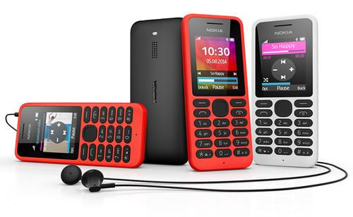 The Nokia 130 costs just $25 before taxes and subsidies.