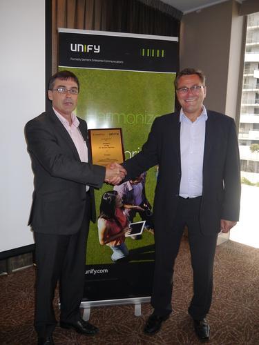 Unify #1 sales partner, Evotec