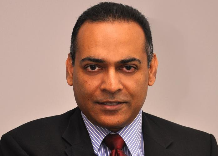 Eaton A/NZ electrical business vice-president and managing director, Anoop Nanda.