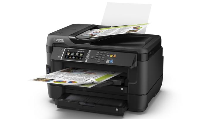 New Epson A3 Workforce WF-7620 with PrecisionCore technology.