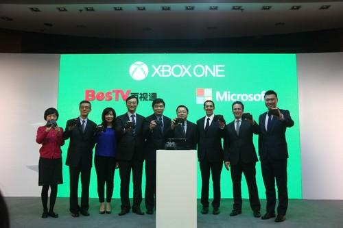 The Xbox One is coming to China in September