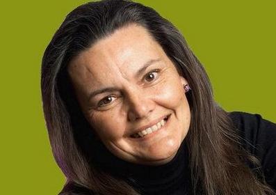 New Riverbed regional sales director, Terrie Anderson.