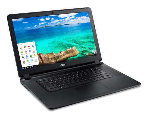 The Acer Chromebook C910.