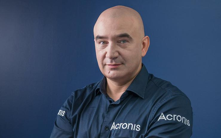 Serguei Beloussov (Acronis)