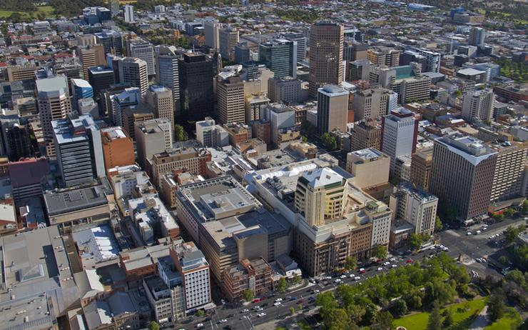 Adelaide -- South Australia's state capital
