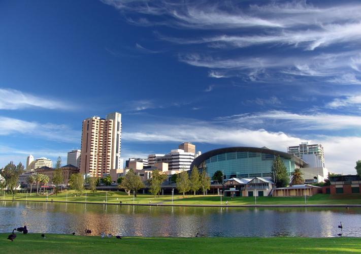 Adelaide - where DXC Technology will establish its new office to service the SA Government.