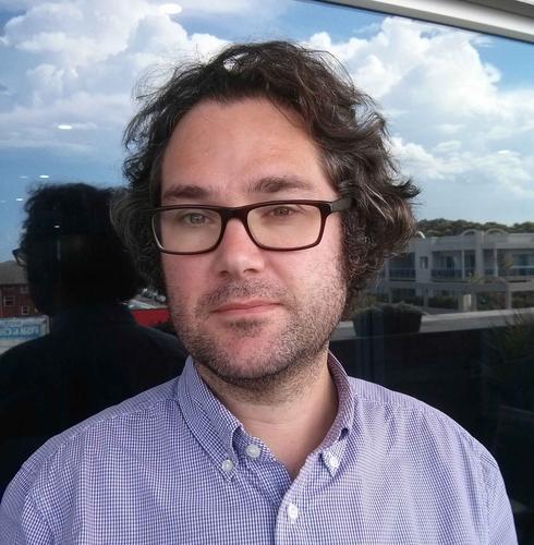 1Spatial's new senior consultant, Adrian Porter