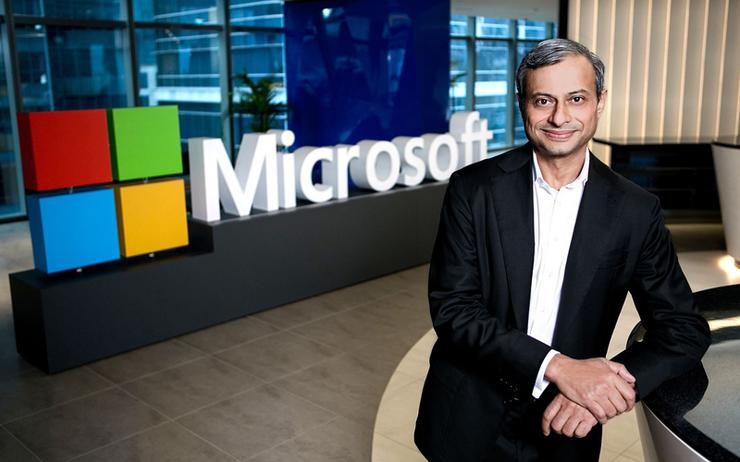 Ahmed Mazhari (Microsoft)