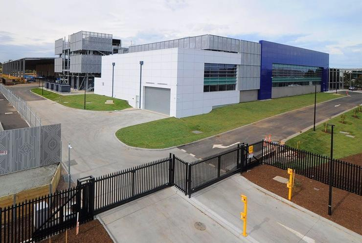 AirTrunk's Melbourne facility