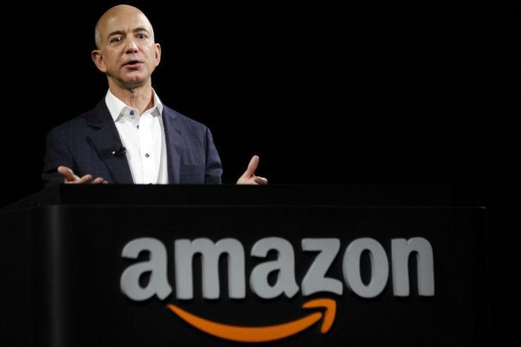 Jeff Bezos - CEO, Amazon
