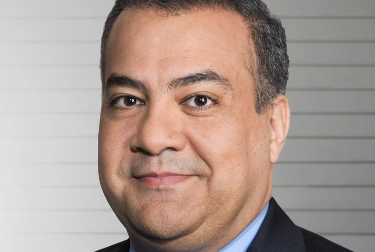 Cloudera founder and chief technology officer, Amr Awadallah