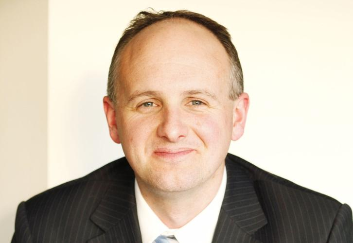 Andrew Kirker, Schneider Electric general manager data centres