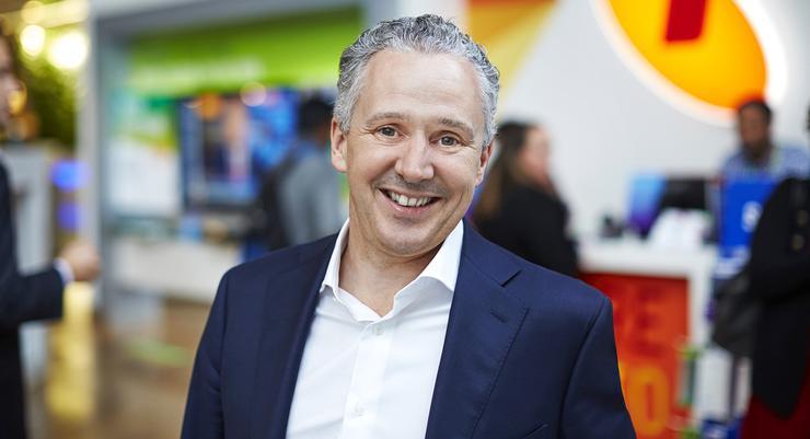Telstra's Andrew Penn