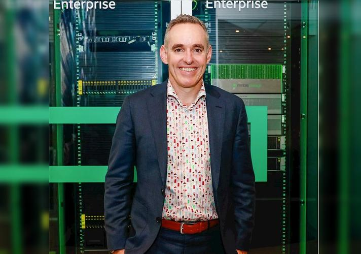 Andrew Foot (HPE)