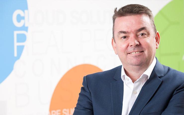 PrimeQ CEO Andrew McAdams