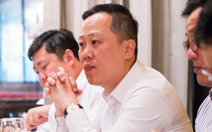 Andrew Tan (JOS Singapore)