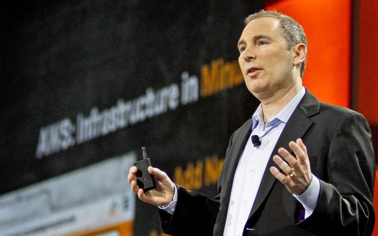 Andy Jassy (CEO - AWS)