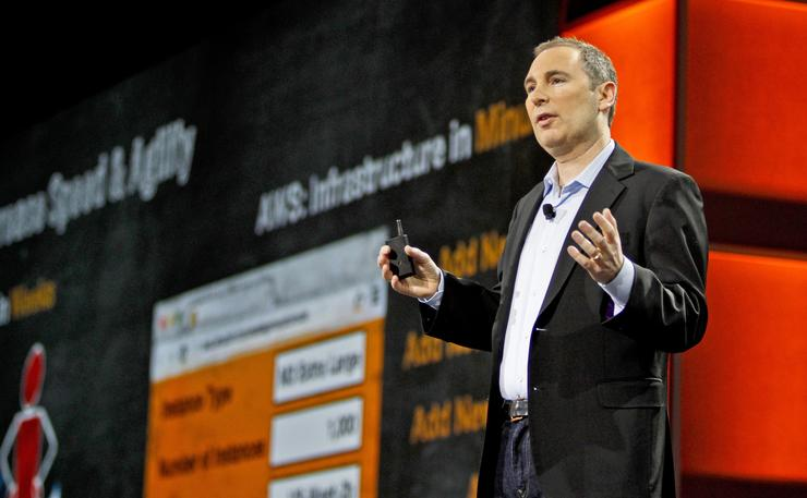 Andy Jassy - CEO, AWS