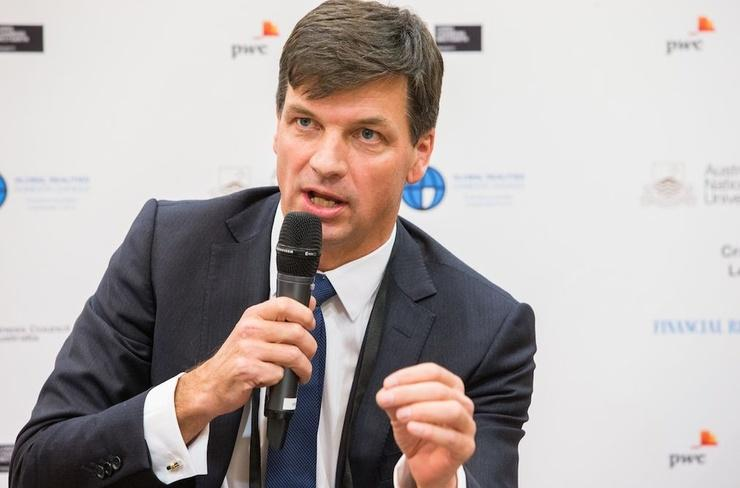 Angus Taylor - Assistant Minister for Cities and Digital Transformation
