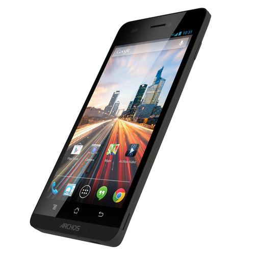 The Archos 45 Helium 4G costs US$200 without a contract.