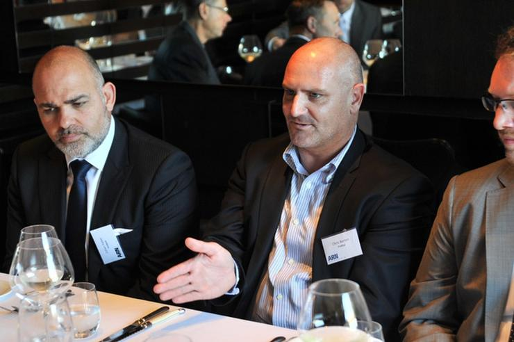 FireEye's manager strategic alliances and channels ANZ, Chris Barton