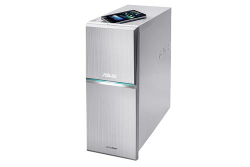 Friday, Asus announced the M70 PC, a tower the company claims is the first NFC-enabled desktop PC.
