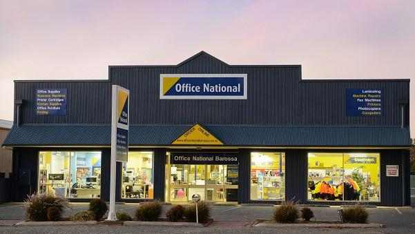 Office National Barossa in South Australia.