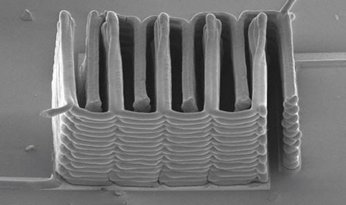 The world's first 3D-printed battery is beyond tiny, could power future gadgets