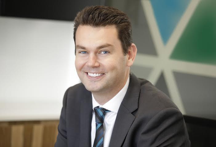 Nimble Storage A/NZ managing director, Bede Hackney