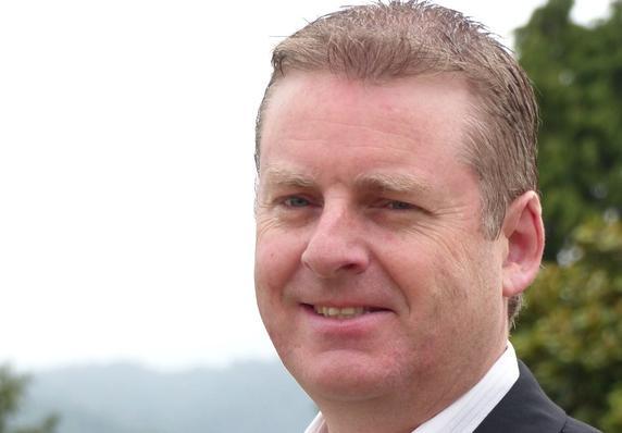 Fronde chief executive, Anthony Belsham