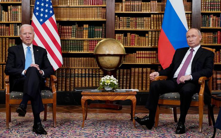President Biden and President Putin