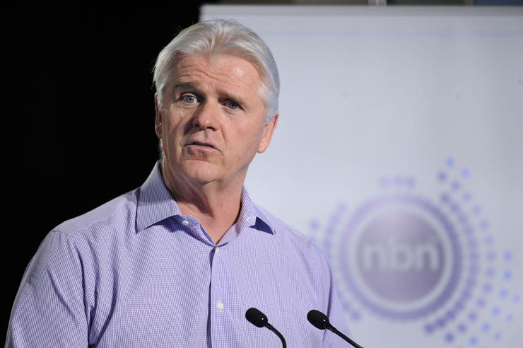 Bill Morrow - NBN Co CEO (NBN Co)