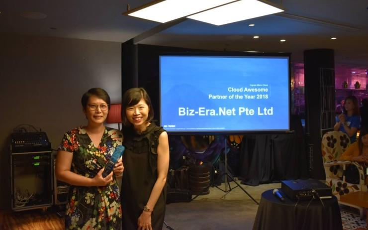 Biz Era takes the Ingram Micro cloud honours