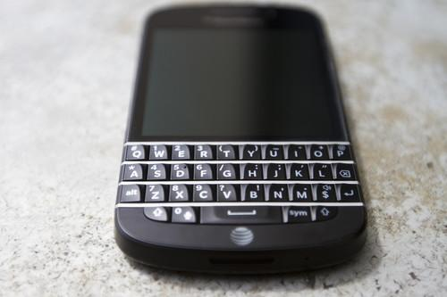 BlackBerry. Once upon a time the name was proud and the devices coveted. Oh, how far the mighty have fallen.