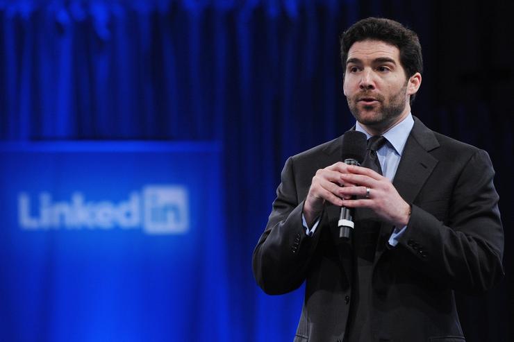 Jeff Weiner - CEO, LinkedIn
